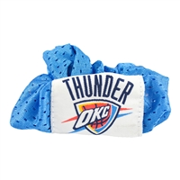 Oklahoma City Thunder NBA Hair Twist