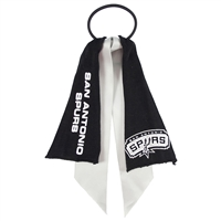 San Antonio Spurs NBA Ponytail Holder