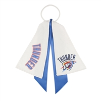 Oklahoma City Thunder NBA Ponytail Holder