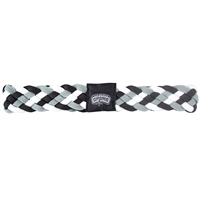 San Antonio Spurs NBA Braided Head Band 6 Braid