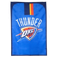 Oklahoma City Thunder NBA Team Fan Flag