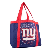New York Giants Team Tailgate Tote