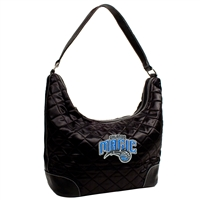 Orlando Magic NBA Quilted Hobo (Black)