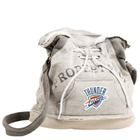 Oklahoma City Thunder NBA Property Of Hoodie Duffel