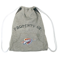 Oklahoma City Thunder NBA Hoodie Clinch Bag