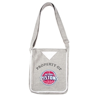 Detroit Pistons NBA Hoodie Crossbody Bag