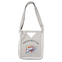 Oklahoma City Thunder NBA Hoodie Crossbody Bag