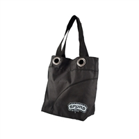 San Antonio Spurs NBA Color Sheen Tote (Black)