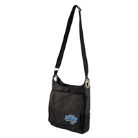 Orlando Magic NBA Color Sheen Cross-body Bag (Black)