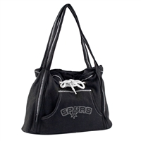 San Antonio Spurs NBA Sport Noir Hoodie Purse