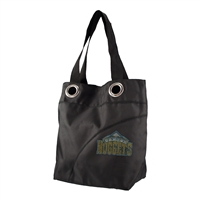 Denver Nuggets NBA Sport Noir Sheen Tote