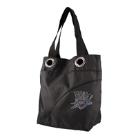 Oklahoma City Thunder NBA Sport Noir Sheen Tote