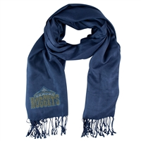 Denver Nuggets NBA Pashi Fan Scarf