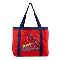 St. Louis Cardinals MLB Team Tailgate Tote