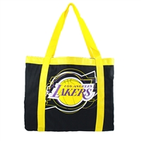 Los Angeles Lakers NBA Team Tailgate Tote