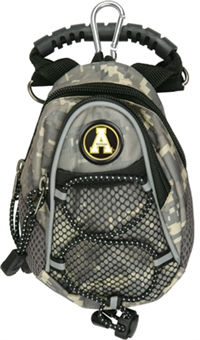 Appalachian State Mountaineers Mini Day Pack - Camo