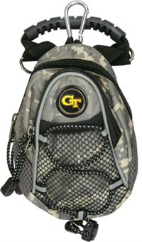 Georgia Tech Yellow Jackets Mini Day Pack - Camo