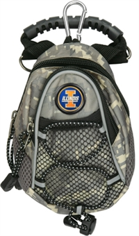 Illinois Fighting Illini Mini Day Pack - Camo