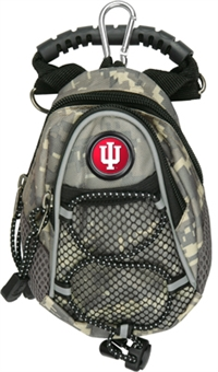 Indiana Hoosiers Mini Day Pack - Camo