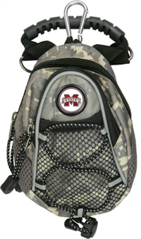 Mississippi State Bulldogs Mini Day Pack - Camo