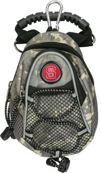 North Carolina State Wolfpack Mini Day Pack - Camo