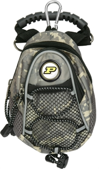 Purdue Boilermakers Mini Day Pack - Camo