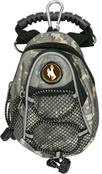 Wyoming Cowboys Mini Day Pack - Camo