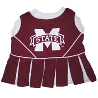 Mississippi State Bulldogs Cheer Leading XS