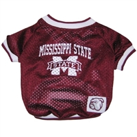 Mississippi State Bulldogs Jersey Small