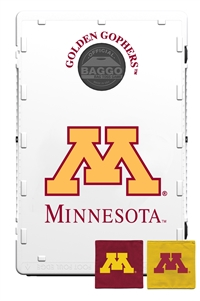 Minnesota Golden Gophers Bag Toss Game by Baggo