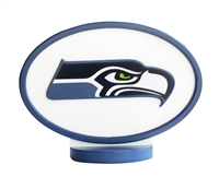 Seattle Seahawks Logo Art with Stand