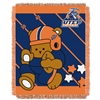UTEP Miners NCAA Triple Woven Jacquard Throw (Fullback Baby Series) (36x48)