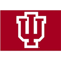 "Indiana Hoosiers NCAA Tufted Rug (30x20"")"""