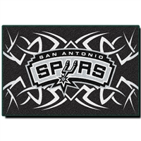 "San Antonio Spurs NBA Tufted Rug (30x20"")"""