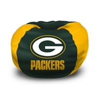 Green Bay Packers NFL Team Bean Bag (102 Round)""