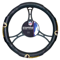 Washington Redskins NFL Steering Wheel Cover (14.5 to 15.5)