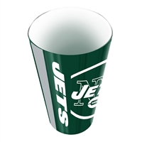 New York Jets NFL Polymer Bathroom Tumbler