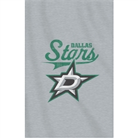 Dallas Stars NHL Sweatshirt Throw