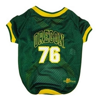 Oregon Ducks Jersey Small