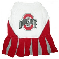 Ohio State Buckeyes Cheer Leading XS
