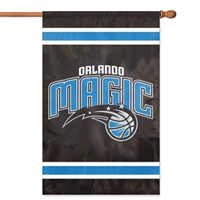 Orlando Magic NBA Appliqué Banner Flag