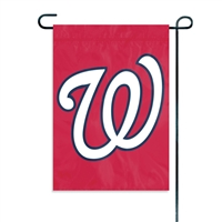 Washington Nationals MLB Mini Garden or Window Flag (15x10.5)