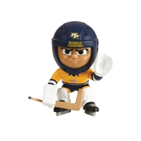 Nashville Predators NHL Lil Teammates Vinyl Goalie Sports Figure (2 3/4 Tall) (Series 3)