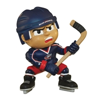Columbus Blue Jackets NHL Lil Teammates Vinyl Slapper Sports Figure (2 3/4 Tall) (Series 2)