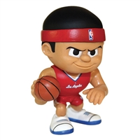 Los Angeles Clippers NBA Lil Teammates Vinyl Playmaker Sports Figure (2 3/4 Tall) (Series 2)