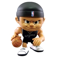 San Antonio Spurs NBA Lil Teammates Vinyl Playmaker Sports Figure (2 3/4 Tall) (Series 2)