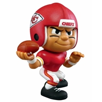 Kansas City Chiefs NFL Lil Teammates Vinyl Quarterback Sports Figure (2 3/4 Tall) (Series 2)