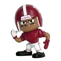 Alabama Crimson Tide NCAA Lil Teammates Vinyl Wide Receiver Figure (2 3/4 Tall) (Series 4)