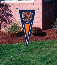 Chicago Bears NFL Vertical Yard Pennant