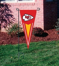 Kansas City Chiefs NFL Vertical Yard Pennant